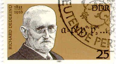 dedekind richard. essays on the theory of numbers