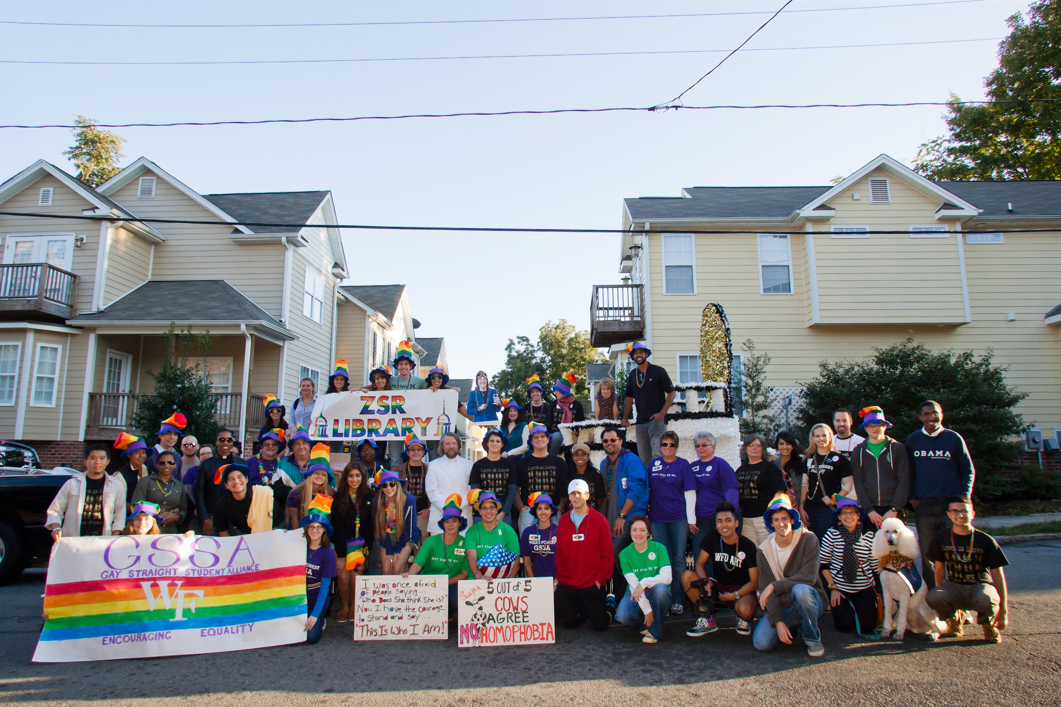 WFU Pride 2012