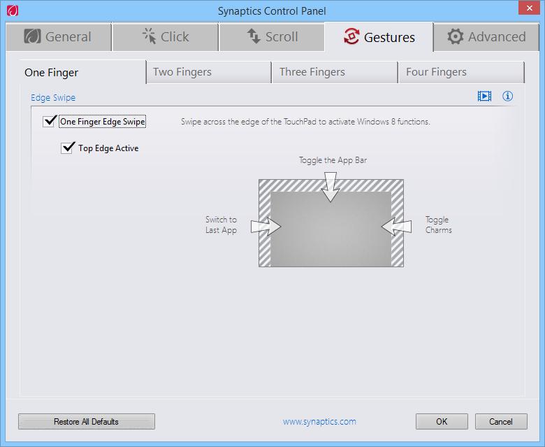 Synaptics touchpad v 7 5 - Synaptics ps 2 port touchpad driver windows 7 64 bit ...