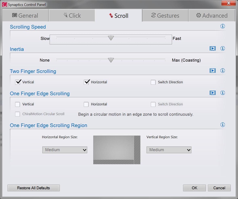 Synaptics Pointing Device Driver Windows 10 Lenovo