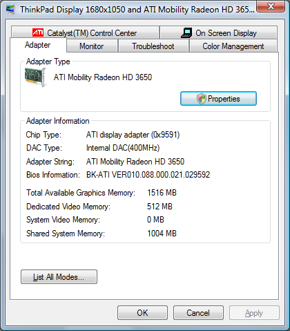 Lenovo Thinkpad T400 known issues