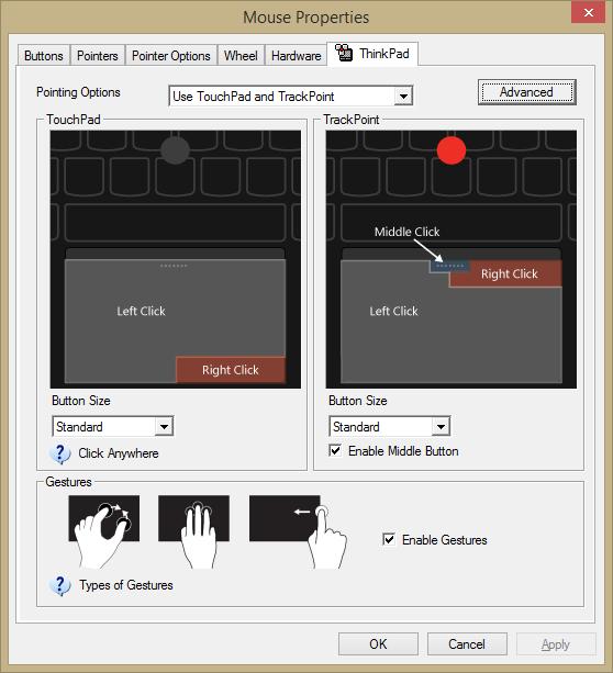 Lenovo ThinkPad T420i Synaptics UltraNav Driver Download